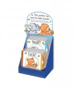 Lick Mixed Counter Display with Shelf Talker Prepack 8
