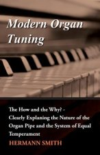 Modern Organ Tuning - The How and the Why? - Clearly Explaning the Nature of the Organ Pipe and the System of Equal Temperament