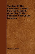 The Rout of the Philistines - A Forest Play, the Twentieth Grove Play of the Bohemian Club of San Francisco