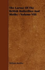 The Larvae of the British Butterflies and Moths - Volume VIII