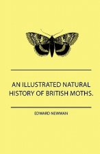 An Illustrated Natural History Of British Moths. With Life-Size Figures From Nature Of Each Species, And Of The More Striking Varieties - Also, Full D