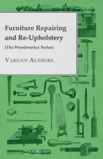Furniture Repairing and Re-Upholstery (The Woodworker Series)