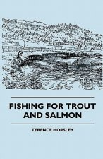 Fishing For Trout And Salmon