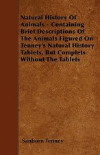 Natural History Of Animals - Containing Brief Descriptions Of The Animals Figured On Tenney's Natural History Tablets, But Complets Without The Tablet