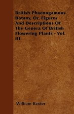 British Phaenogamous Botany, Or, Figures And Descriptions Of The Genera Of British Flowering Plants - Vol. III