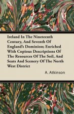 Ireland in the Nineteenth Century, and Seventh of England's Dominion; Enriched with Copious Descriptions of the Resources of the Soil, and Seats and S