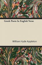 Greek Poets In English Verse