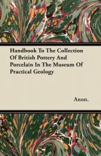 Handbook To The Collection Of British Pottery And Porcelain In The Museum Of Practical Geology