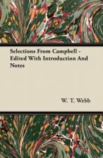 Selections From Campbell - Edited With Introduction And Notes