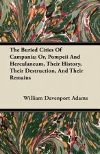 The Buried Cities Of Campania; Or, Pompeii And Herculaneum, Their History, Their Destruction, And Their Remains