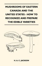 Mushrooms Of Eastern Canada And The United States - How To Recognize And Prepare The Edible Varieties
