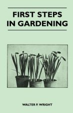 First Steps in Gardening - A Concise Introduction to Practical Horticulture, Showing Beginners How to Succeed with All the Most Popular Flowers, Fruit