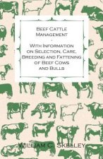 Beef Cattle Management - With Information on Selection, Care, Breeding and Fattening of Beef Cows and Bulls