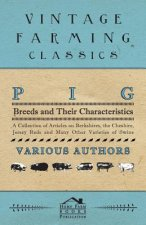 Pig Breeds and Their Characteristics - A Collection of Articles on Berkshires, the Cheshire, Jersey Reds and Many Other Varieties of Swine