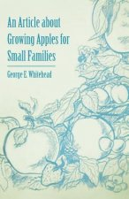 An Article about Growing Apples for Small Families