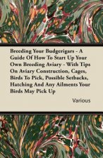 Breeding Your Budgerigars - A Guide of How to Start Up Your Own Breeding Aviary - With Tips on Aviary Construction, Cages, Birds to Pick, Possible Set