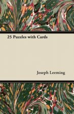 25 Puzzles with Cards