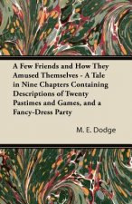A Few Friends and How They Amused Themselves - A Tale in Nine Chapters Containing Descriptions of Twenty Pastimes and Games, and a Fancy-Dress Party