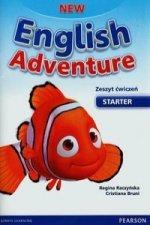 New English Adventure Starter Zeszyt cwiczen z plyta CD