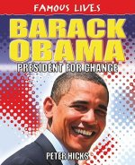 Barack Obama: President for Change