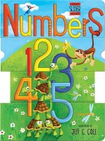 Numbers: A Silly Slider Book