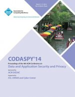 Codaspy 14 4th ACM Conference on Data and Application Security and Privacy