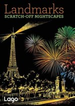 Landmarks: Scratch-Off Nightscapes