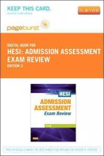 Admission Assessment Exam Review - Pageburst E-Book on Vitalsource (Retail Access Card)