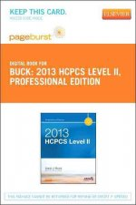 2013 HCPCS Level II Professional Edition - Pageburst E-Book on Vitalsource (Retail Access Card)