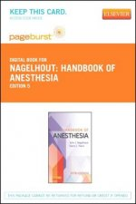 Handbook of Anesthesia - Pageburst E-Book on Vitalsource (Retail Access Card)