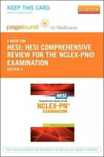 Hesi Comprehensive Review for the NCLEX-PN? Examination - Pageburst E-Book on Vitalsource + Evolve Access (Retail Access Cards)