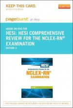 Hesi Comprehensive Review for the NCLEX-RN Examination - Pageburst E-Book on Kno (Retail Access Card)