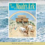 The Story of Noah's Ark: Read the Story and Make the Puzzle!