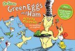 Dr. Seuss Green Eggs and Ham Activity Placemats: For Mealtimes or Anytime!