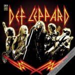 Def Leppard 2016 Square 12x12 Live Nation