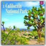 California National Parks - Kalifornische National Parks 2017 - 18-Monatskalender mit freier TravelDays-App