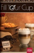Fill Your Cup Memory Booklet (10-Pack)