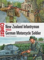 New Zealand Infantryman Vs German Motorcycle Soldier: Mediterranean 1941