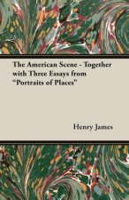 The American Scene - Together with Three Essays from Portraits of Places
