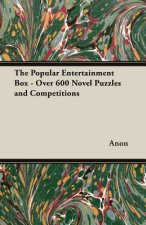 The Popular Entertainment Box - Over 600 Novel Puzzles and Competitions