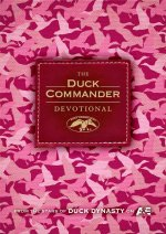 The Duck Commander Devotional: Pink Camo
