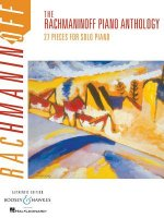 Rachmaninoff Piano Anthology: 27 Pieces for Piano