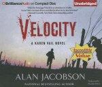 Velocity: A Karen Vail Novel