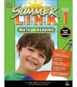 Summer Link: Math Plus Reading, Summer Before Grade 1