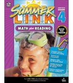 Summer Link: Math Plus Reading, Summer Before Grade 4