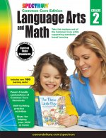 Spectrum Language Arts and Math, Grade 2: Common Core Edition