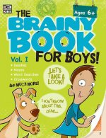 Brainy Book for Boys, Volume 1 Activity Book, Grades 1 - 4: Volume 1