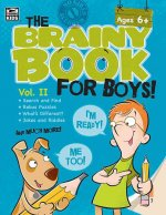 Brainy Book for Boys, Volume 2 Activity Book, Grades 1 - 4: Volume 2