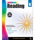 Spectrum Reading Workbook, Grade K