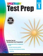 Spectrum Test Prep, Grade 1